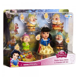 Set Blancanieves de Princesas Disney