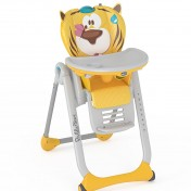 Trona Chicco Polly 2 Star tigre