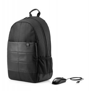 Pack con mochila y ratón HP 1FK04AA