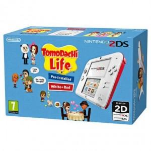 Consola Nintendo 2DS + Tomodachi Life