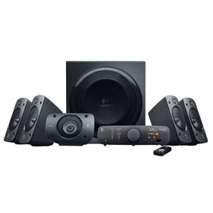 Equipo de Home Cinema Logitech Z906