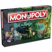 Juego Monopoly edición Rick y Morty