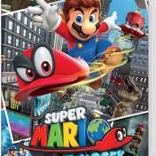 Juego Super Mario Odyssey