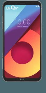 Móvil LG Q6+