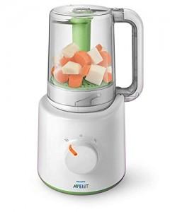 Procesador alimentos para bebés 2 en 1 Philips Avent SCF870 20