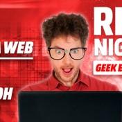 Red Night en Media Markt Geek Edition