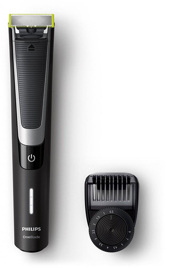 Barbero de precisión Philips OneBlade Pro QP6510 20