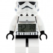 Despertador Stormtrooper Lego Star Wars