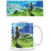Taza The Legend of Zelda Breath of the Wild