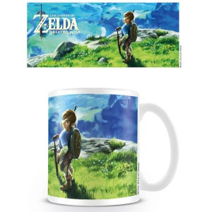 Taza The Legend of Zelda Breath of the Wild