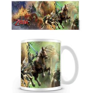 Taza The Legend of Zelda Twilight Princess