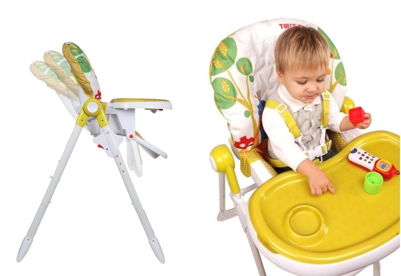 Trona para bebés Twit-Twoo Piku