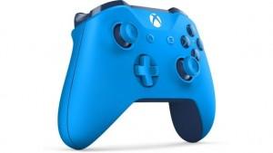 Mando Inalámbrico Xbox Azul