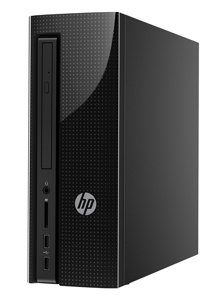 Ordenador HP Slimline 260-p126ns