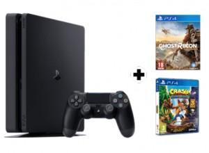Pack PS4 Slim 1 TB