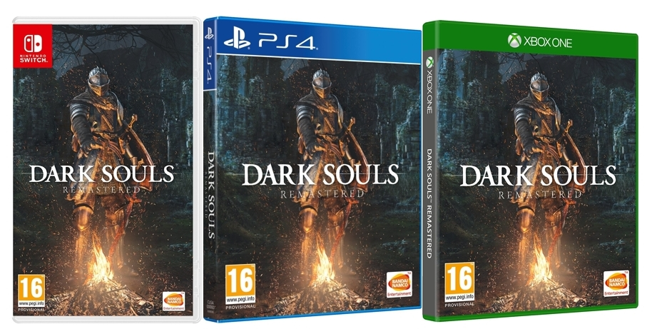Reserva Dark Souls Remastered