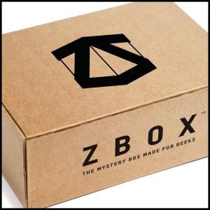 Caja misteriosa ZBOX