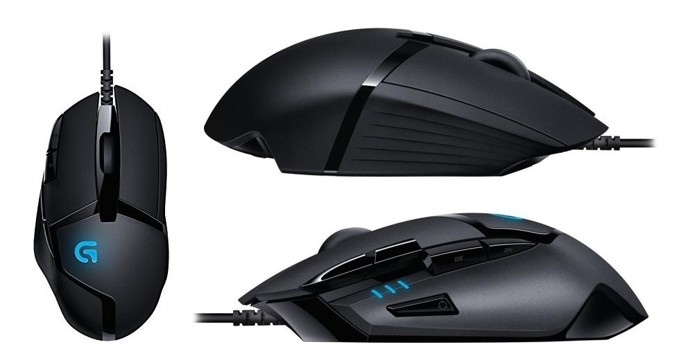 Ratón Logitech G402 Hyperion Fury