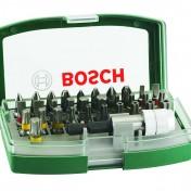 Set de 32 piezas para atornillar Bosch 2607017063