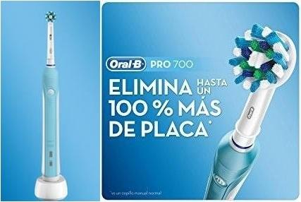 Cepillo de dientes Oral-B Pro 700 CrossAction