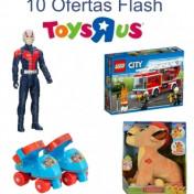 10 nuevas Ofertas Flash en Toys R Us