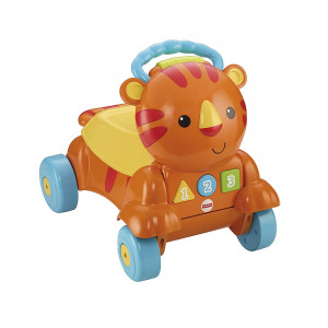 Andador musical Tigre Fisher Price