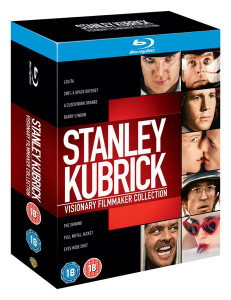 Colección Stanley Kubrick en Blu-ray