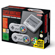 Consola Nintendo Classic Mini SNES (Super Nintendo Entertainment System)