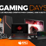 Gaming Days PcComponentes