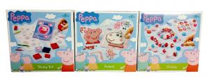 Pack 3 actividades Peppa Pig