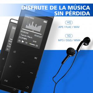 Reproductor MP3 VicTsing YPGEBH150AB-ESAE2