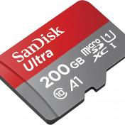 Tarjeta de memoria microSDXC SanDisk Ultra 200 GB