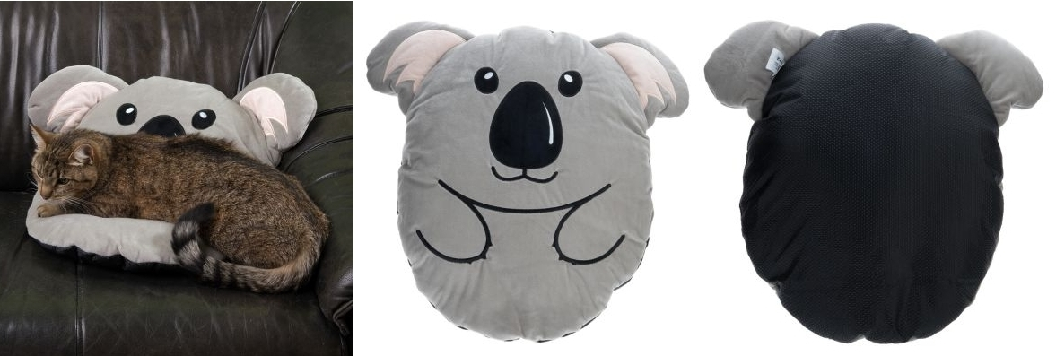 Cojín koala para mascotas