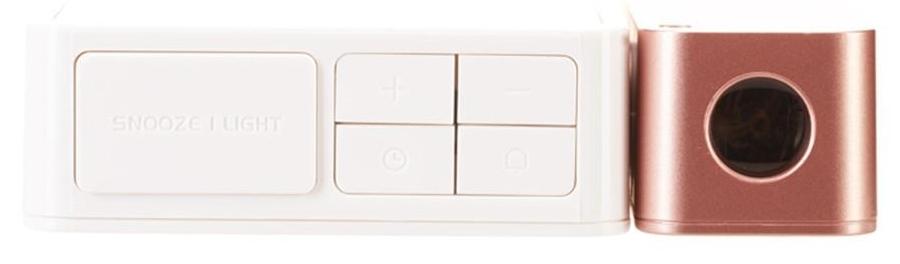 Despertador Oregon Scientific RM338P botones