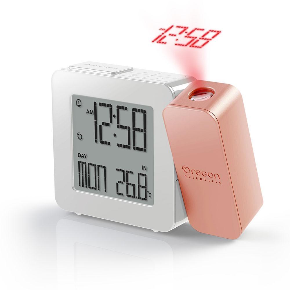 Despertador con proyector Oregon Scientific RM338P