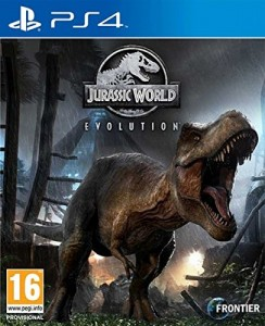 Jurassic World Evolution para PS4
