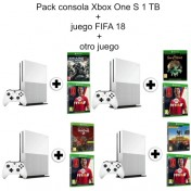 Pack consola Xbox One S 1 TB