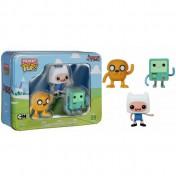 Pack de 3 minifiguras Funko Pop Hora de aventuras
