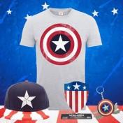 Pack Capitán América Marvel