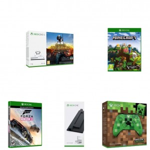 Pack Xbox One S 1 TB Playerunknowns