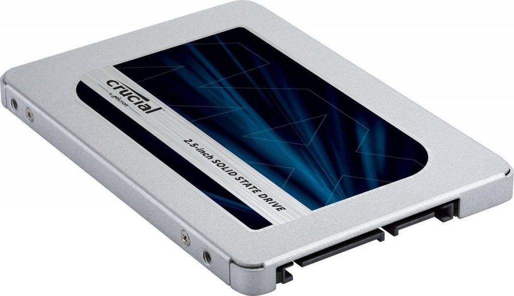 SSD Crucial MX500 de 2 TB