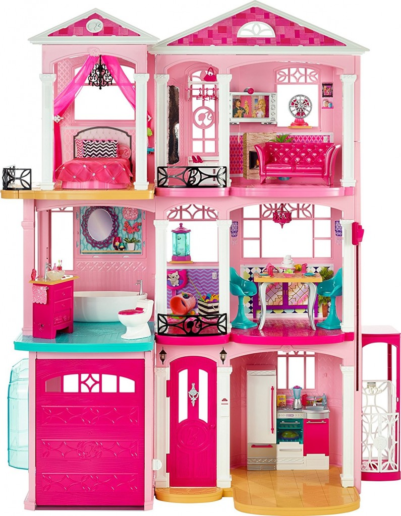 Casa de muñecas Barbie Dreamhouse FFY84