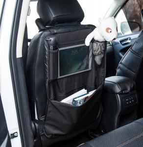 Pack de 2 organizadores para asiento trasero de coche