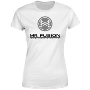 Camiseta Regreso al futuro Mr. Fusion modelo para mujer