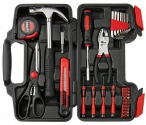 Kit de herramientas Casals HH39