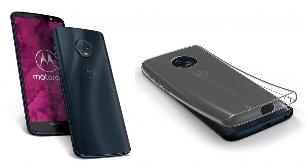 Smartphone Motorola Moto G6 color índigo