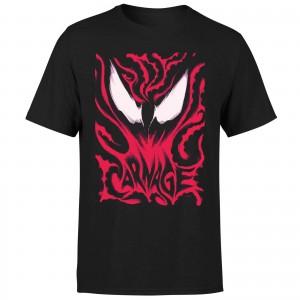 Camiseta Venom Matanza modelo hombre