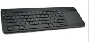 Teclado Microsoft All in One Media Keyboard