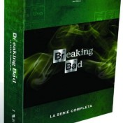 Breaking Bad serie completa en Blu-ray