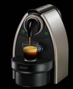 Cafetera Nespresso XN 2140